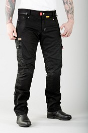 Alive Kevlar Black Denim mc jeans