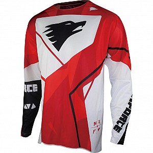 MX Force VTR4 Rock-S Motocross Red 14354-0206 crosströja