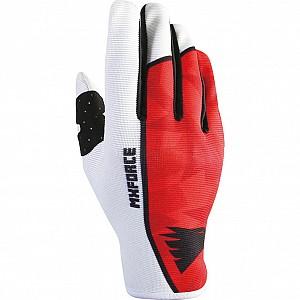 MX Force VTR4 Rock-S RED 14364-0206 Motocross HANDSKAR