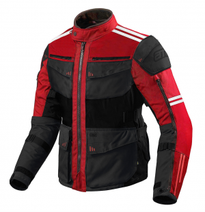 ATA ROADWAY COMBO 365 TOURING RED/BLACK  ALLVÄDER MC JACKA BR50
