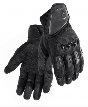 Black Terrain Short Motorcycle 52790106 MC HANDSKAR