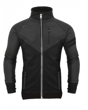 KEVLAR RETRO BIKER SWEAT LEVEL-2 CE PROTECTION   KRB