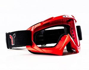 Rueger Motocross Goggles RB-970 RED