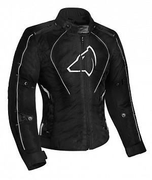 Lady Agrius Gemini Motorcycle BLACK 51033-0104 MC JACKA